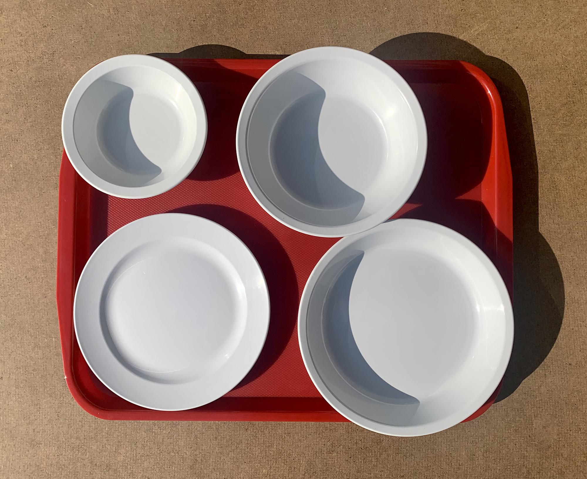 Törhetetlen tányérok