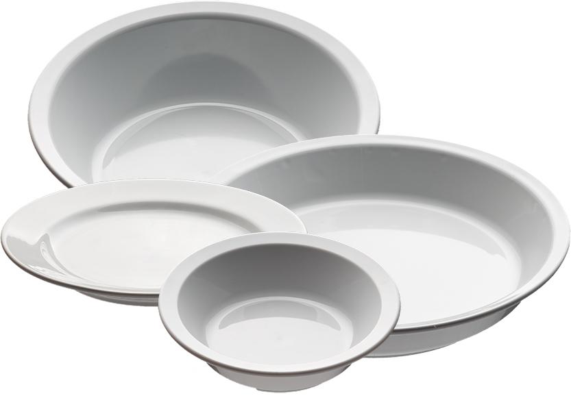 Repeta műanyag tányér